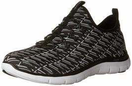 Skechers Women's Flex Appeal 2.0 Insight Sneaker - £45.78 GBP+