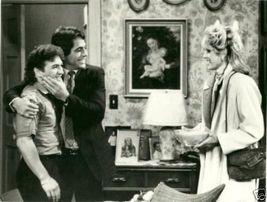 Judith Light Tony Danza W/ Co Star Who's The Boss ? B/W Photo WB-326 - $14.84