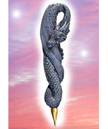 Haunted DRAGON PEN 33X WISHING COMPOSE YOUR WISH MAGICK WITCH Cassia4 - $30.00