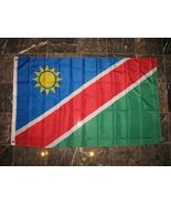 3x5 Republic of Namibia Flag 3'x5' Banner Brass Grommets - $18.00