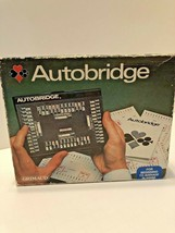 Grimaud Autobridge learn to play by yourself no cards needed beginner to... - $6.79