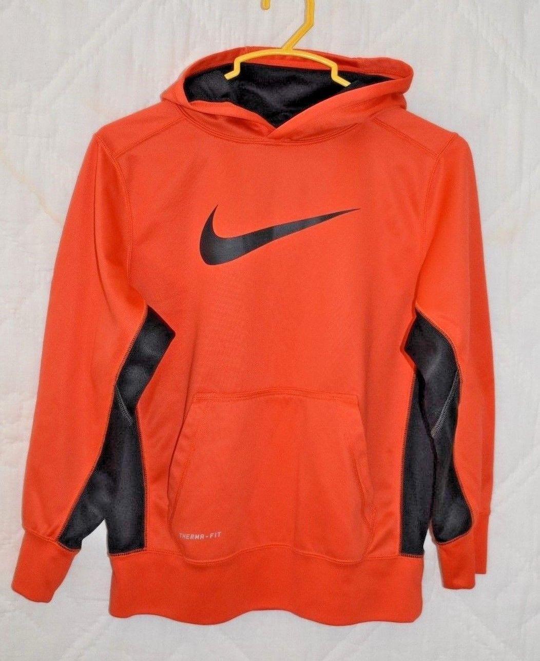 Nike Therma-FIT Hoodie Boys