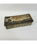 Vintage BF Goodrich Tires Repair Outfit Tin ONLY with Hinged Lid - $48.88