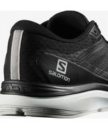 Salomon Vectur Mens Black White Neutral Running Trainers Sneakers Shoes ... - £99.99 GBP