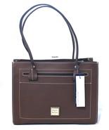 NWT  Dooney & Bourke Vachetta Leather Janine Satchel Bag CHESTNUT $268   - $238.00