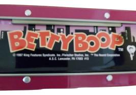 1997 Betty Boop Mini Metal Tin Purse/Snacks image 3