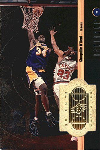 Primary image for 1998-99 SPx Finite Radiance #83 Shaquille O'Neal /5000