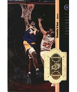 1998-99 SPx Finite Radiance #83 Shaquille O'Neal /5000  - $5.00
