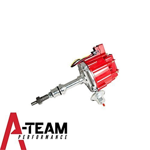A-Team Performance Complete HEI Distributor 65,000 Coil Auto Parts Replacement C