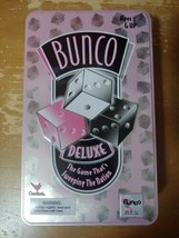 Bunco Game Deluxe Edition Breast Cancer Edition New board dice  - $15.84