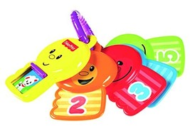 Fisher-Price Count and Explore Keys - $22.51
