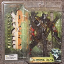 2005 McFarlane Toys Spawn Regenerated Commando Spawn Figure New In The P... - $54.99