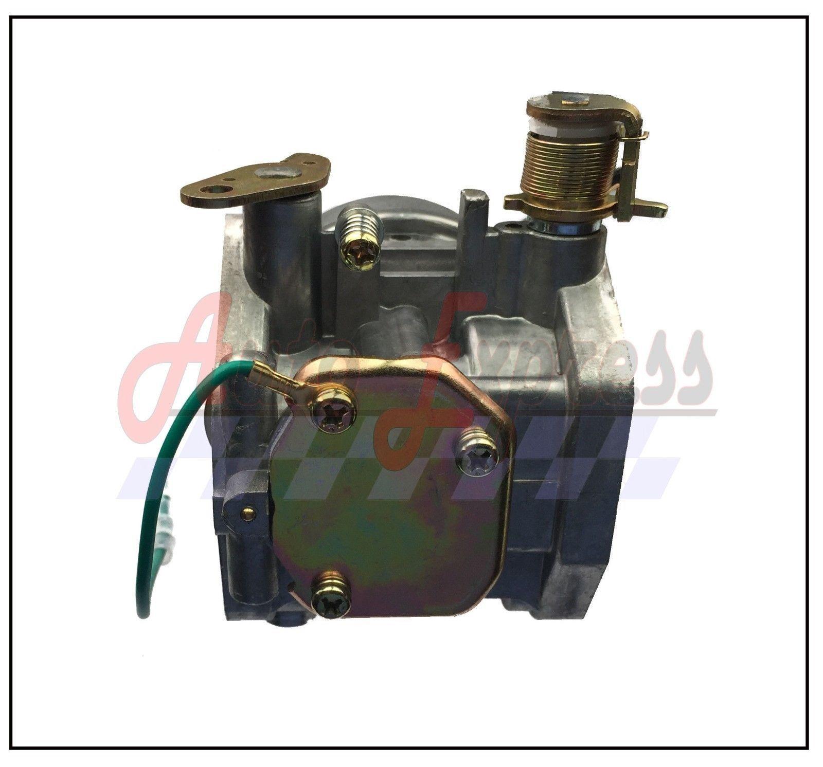 CARBURETOR FITS KOHLER LH640 LH685 LH690 NIKKI CARB OIL FUEL FILTER image 3