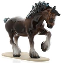 Hagen-Renaker Miniature Ceramic Horse Figurine Draft Horse Gelding
