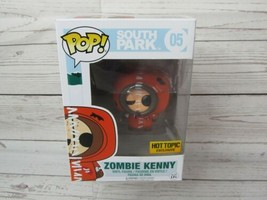Funko Pop! South Park #05 Zombie Kenny Hot Topic Exclusive Vinyl - $23.38