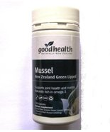 Mussel New Zealand Green Lipped Natural Dietary Supplement Rich in Omega... - $23.31