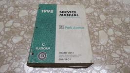 OEM 1998 Buick Park Avenue Service Manual  850 - $23.36