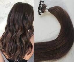 18″ Hand-Tied Weft Hair, 100 grams,100% Human Remy Hair Extensions # 3 - $202.94