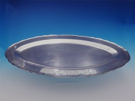 Colonial by Camusso Peruvian Sterling Silver Fish Serving Platter 50.5ozt #3186 - $2,295.00