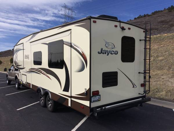 2015 Jayco Eagle 28.5 RKDS Touring Edition For Sale in Littleton, Colorado 80127