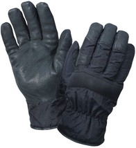Black Heavy Duty Cold Weather Winter Insulated Gloves - $452,72 MXN