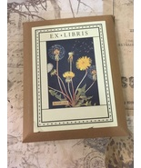 Cavallini & Co. Dandelion Bookplates  - $6.00