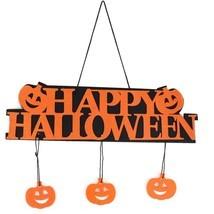 Halloween Decoration Happy Hanging Hangtag Halloween Window Decoration P... - $14.99