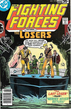 Our Fighting Forces Comic Book #179 The Losers, DC Comics 1978 FINE - $9.74