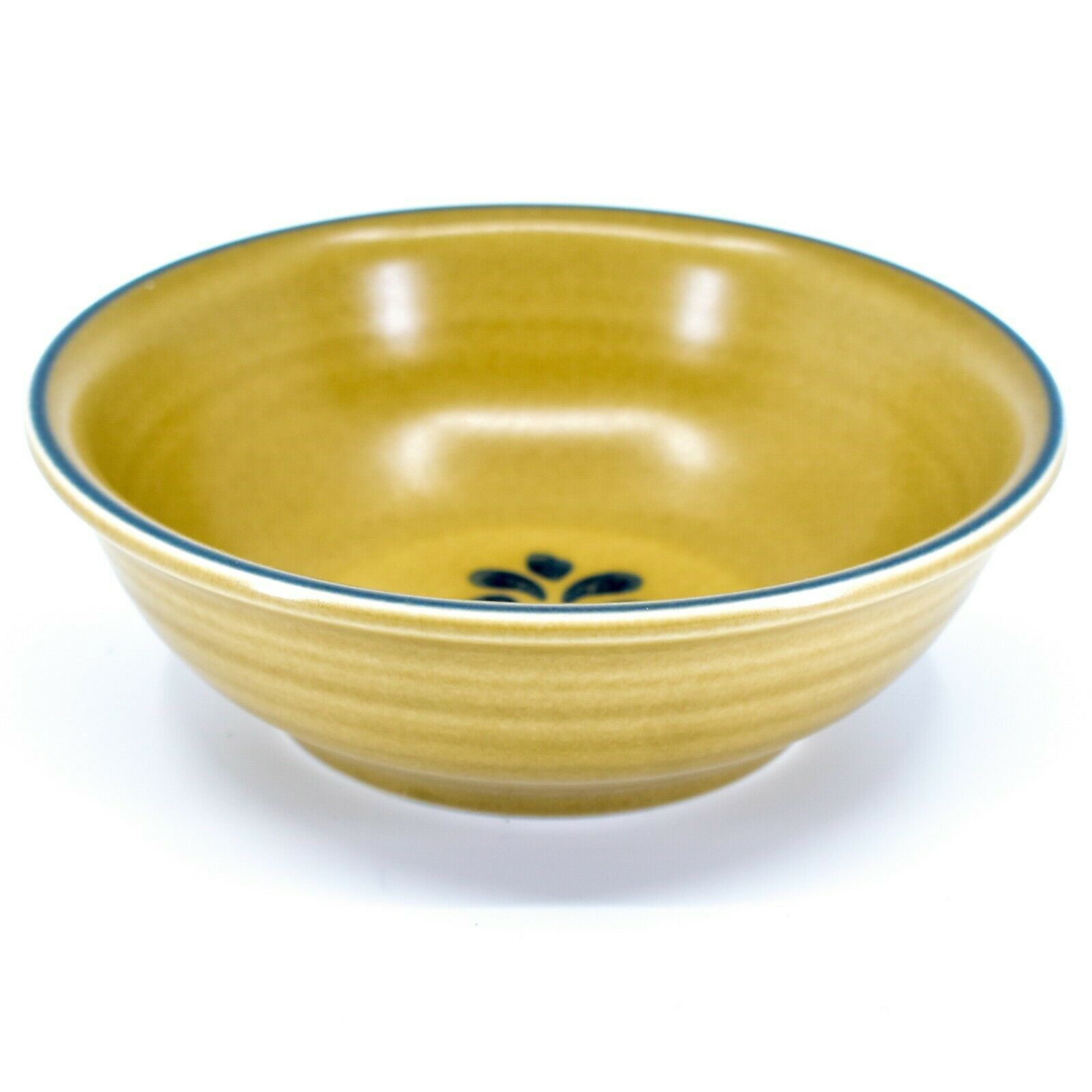 "Pfaltzgraff USA Folk Art 6"" Soup Cereal Bowl"