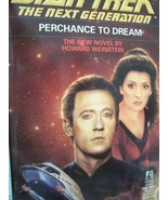 Perchance to Dream (Star Trek: The Next Generation, No. 19) by Howard We... - $4.25