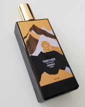 TIGER'S NEST PERFUME MEMO PARIS 75ML BOTTLE (90% FULL) NO BOX WITH CAP - $175.00