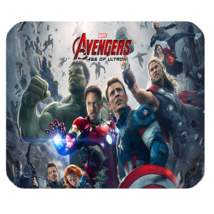 Mouse Pad The Avengers Age Of Ultron Marvel Superheroes Movie For Game Fantasy - $9.00