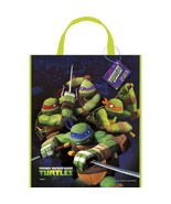 Teenage Mutant Ninja Turtles Loot Favors Party Tote Bag 11 x 13 inches - $1.99