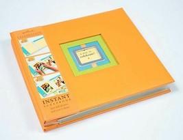 HALLMARK MILESTONE CELEBRATION INSTANT MEMORY BOOK PHOTO ALBUM SCRAPBOOK... - $34.64