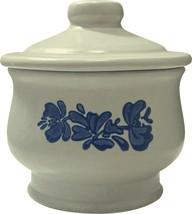 Pfaltzgraff Yorktowne Sugar Bowl With Lid Stoneware Usa Euc - $16.96