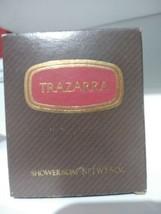 TRAZARRA Avon Vintage Shower Soap NOS In Box 5 oz - $11.63