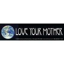 Love Your Mother Vintage 3X11 1/2 Vinyl Environment Sticker - $4.50