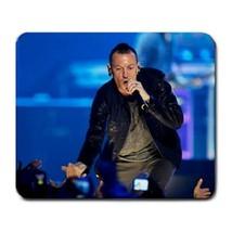 Linkin Park Chester Bennington 4 Mouse pad New Inspirated Mouse Mats Ac8 - $6.99