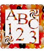 ABC and Numbers 66a-Digital ClipArt-Fonts-Candy-Art Clip-Gift Tag-Scrapbook - $1.99