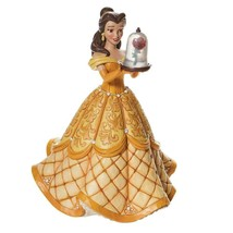 """15"""" Belle Deluxe Figurine A Jim Shore Piece from Disney Traditions Collection image 1"""