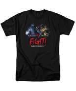 Mortal Kombat X Fight T Shirt Licensed Comic Book Video Game Tee Black - $17.99+