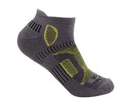 PANDA SUPERSTORE 2 Pairs Quick-Dry Ankle Socks Outdoor Sports Socks Hiking Socks