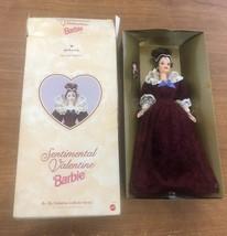 Barbie Hallmark Special Edition Sentimental Valentine 2nd in Collector S... - $19.79