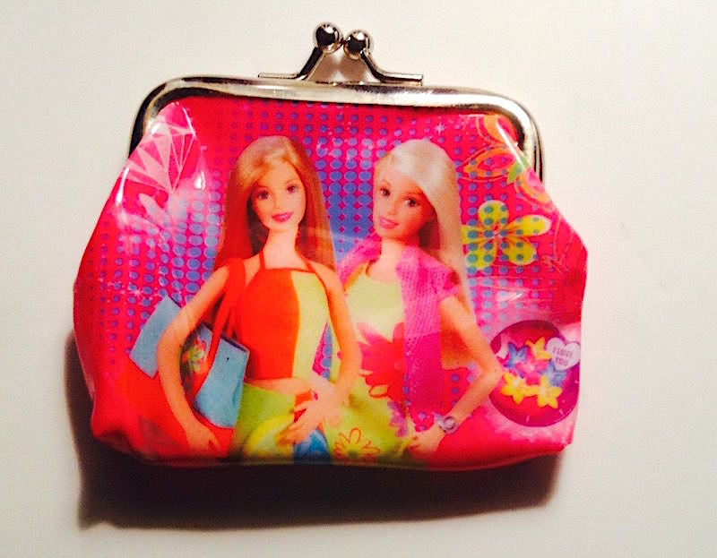 Primary image for Pretty BARBIE and Fashion Friends  Coin Purse— More Fun Character Coin Purses A