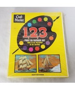 Vintage Craft Master Paint By Number Set 10241 Fair Winds 1971 Sailing S... - $48.28