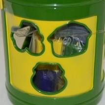 John Deere TBEK34907 Yellow Green Shape Sorter Ages 18 Months image 2