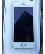 Apple iPhone 5s - 32GB - Gold A1533 (GSM) For Parts. - $20.00
