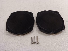 98-13 Harley Davidson Flh Touring Front Speaker Adapter Grill Cover 77047-98 - $24.87