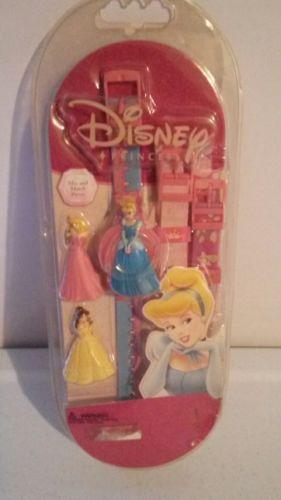 Vintage Disney Princess Interchangeable Mix & Match Digital Wrist Watch