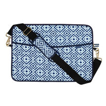 """Quip Brand Sm Padded Laptop Sleeve with Strap! QUIP Laptop case 13.5""""x10.25"""" NEW image 5"""